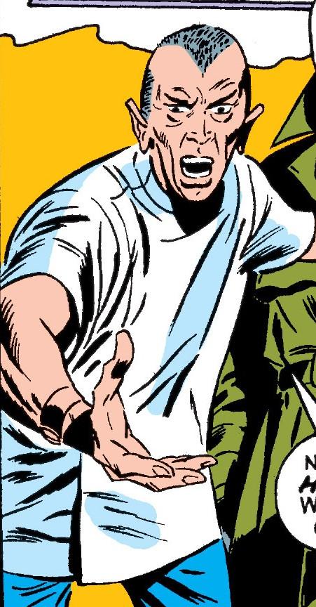 John Kronton (Earth-616)
