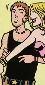 Johnny Waterlog (Earth-616)