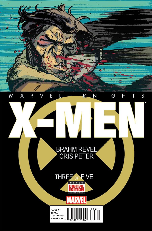 Marvel Knights: X-Men Vol 1 3