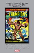 Marvel Masterworks Champions Vol 1 1