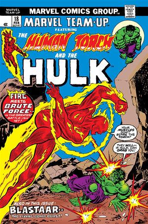 Marvel Team-Up # 18