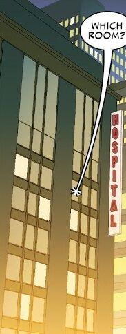 Mercy Medical Center from Spider-Man 2099 Vol 3 8 001.jpg