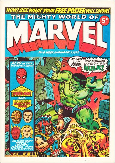 Mighty World of Marvel Vol 1 9