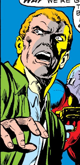 Mike Travers (Earth-7484) from Astonishing Tales Vol 1 26 0001.jpg