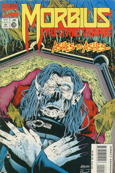 Morbius: The Living Vampire Vol 1 29