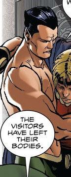 Namor McKenzie (Earth-10170)