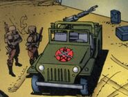 Numidian Army (Earth-7642) from Team XTeam 7 Vol 1 1 001