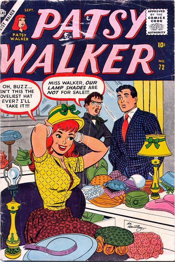 Patsy Walker Vol 1 72
