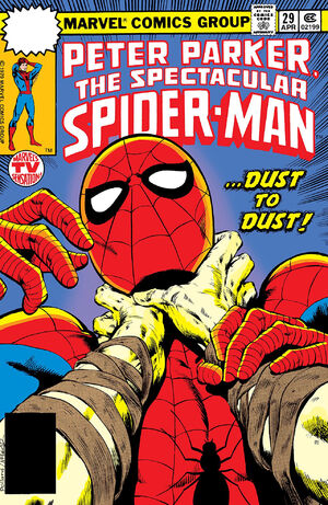 Peter Parker, The Spectacular Spider-Man Vol 1 29.jpg