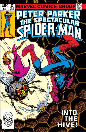 Peter Parker, The Spectacular Spider-Man Vol 1 37.jpg