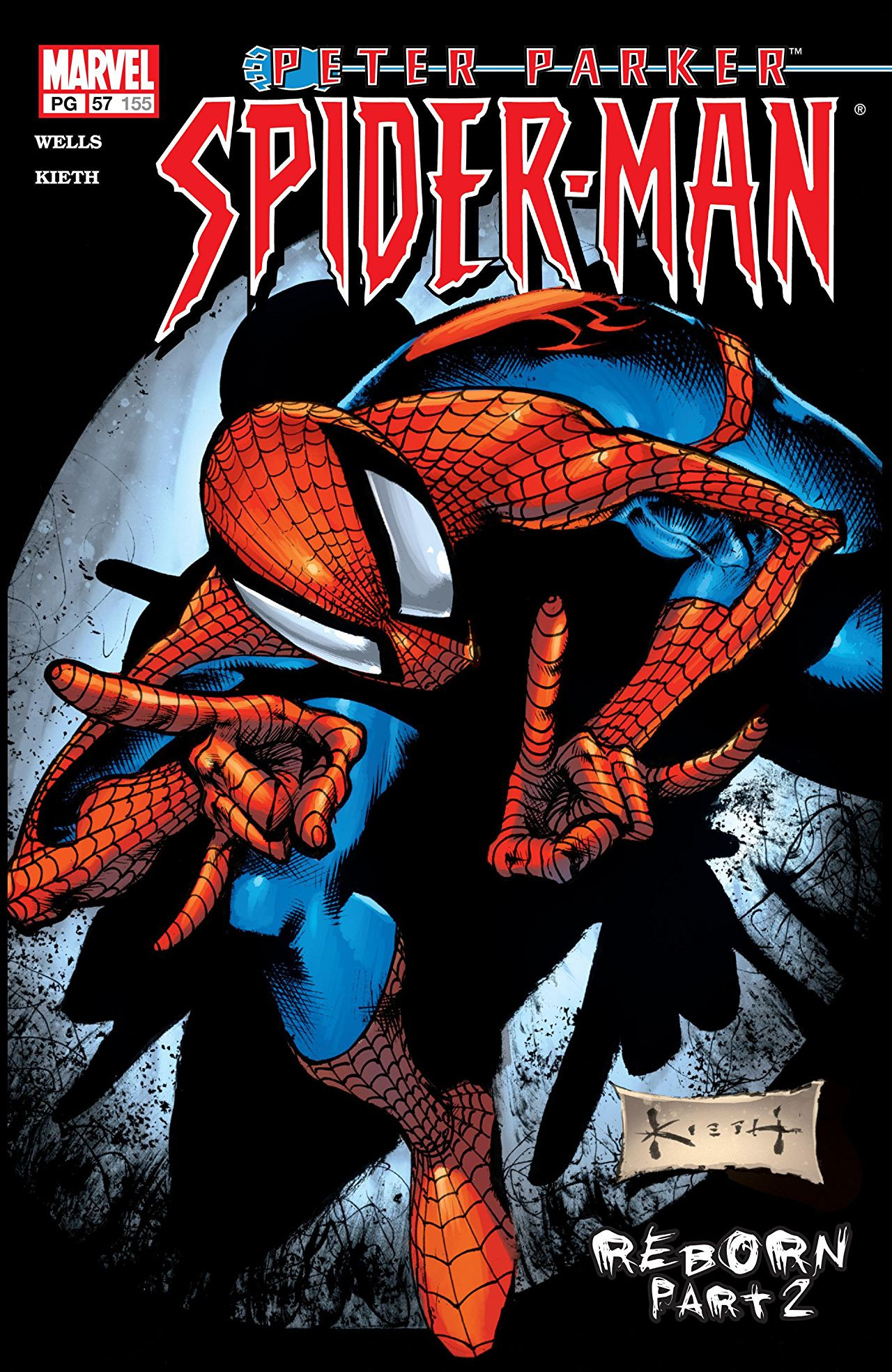 Peter Parker: Spider-Man Vol 1 57