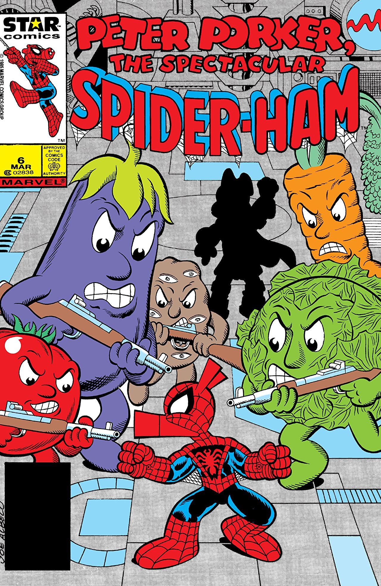 Peter Porker, The Spectacular Spider-Ham Vol 1 6
