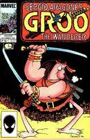 Sergio Aragonés Groo the Wanderer Vol 1 22