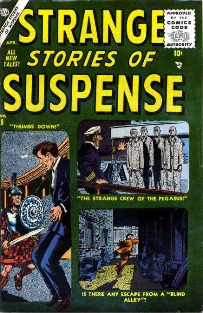 Strange Stories of Suspense Vol 1 8