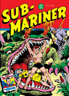 Sub-Mariner Comics Vol 1 11