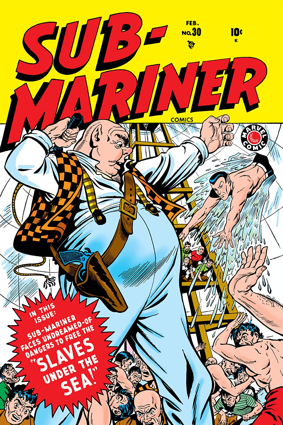Sub-Mariner Comics Vol 1 30
