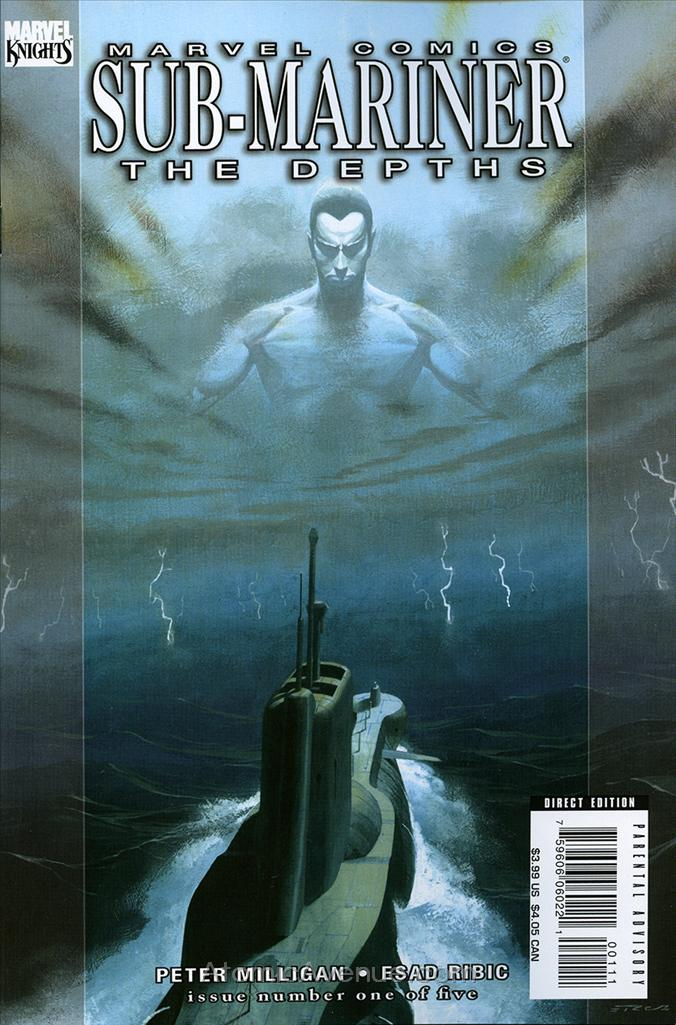 Sub-Mariner: The Depths Vol 1 1