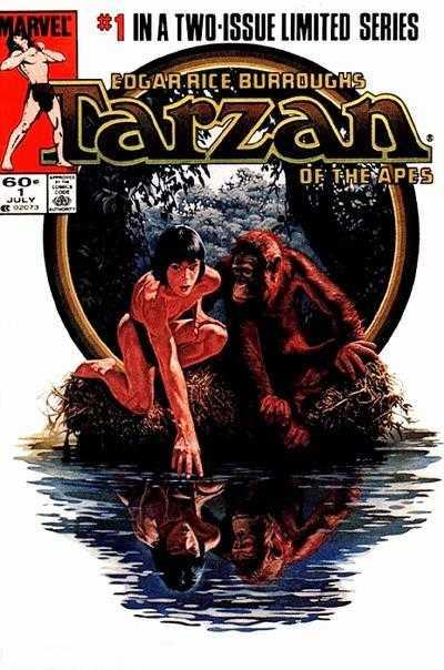 Tarzan of the Apes Vol 1 1
