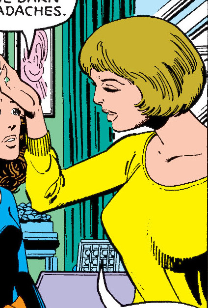 Theresa Pryde (Earth-616)