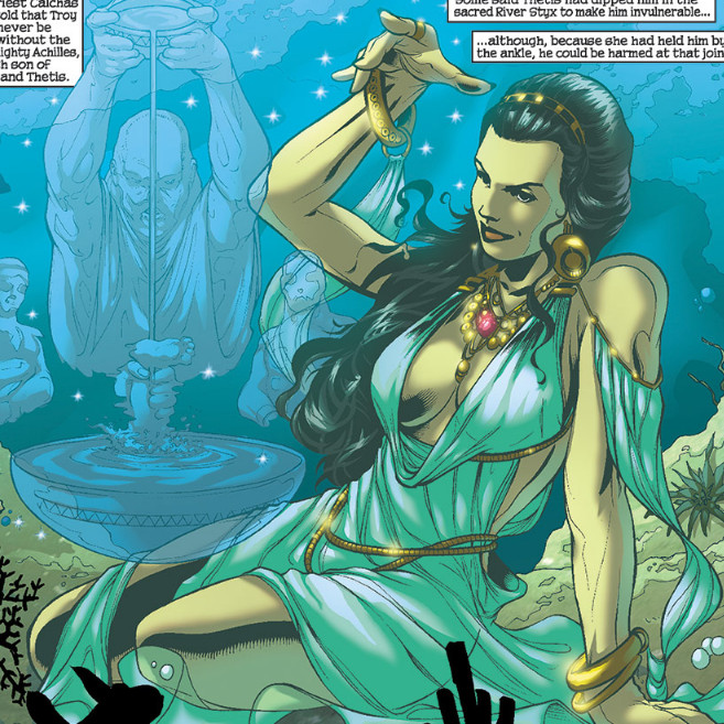 Thetis (Earth-616)