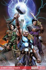 Warriors Three (Earth-1610)