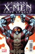 Uncanny X-Men Vol 1 543