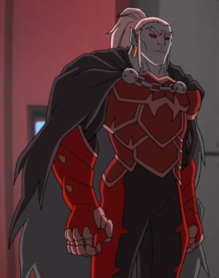 Vlad Dracula (Earth-12041)
