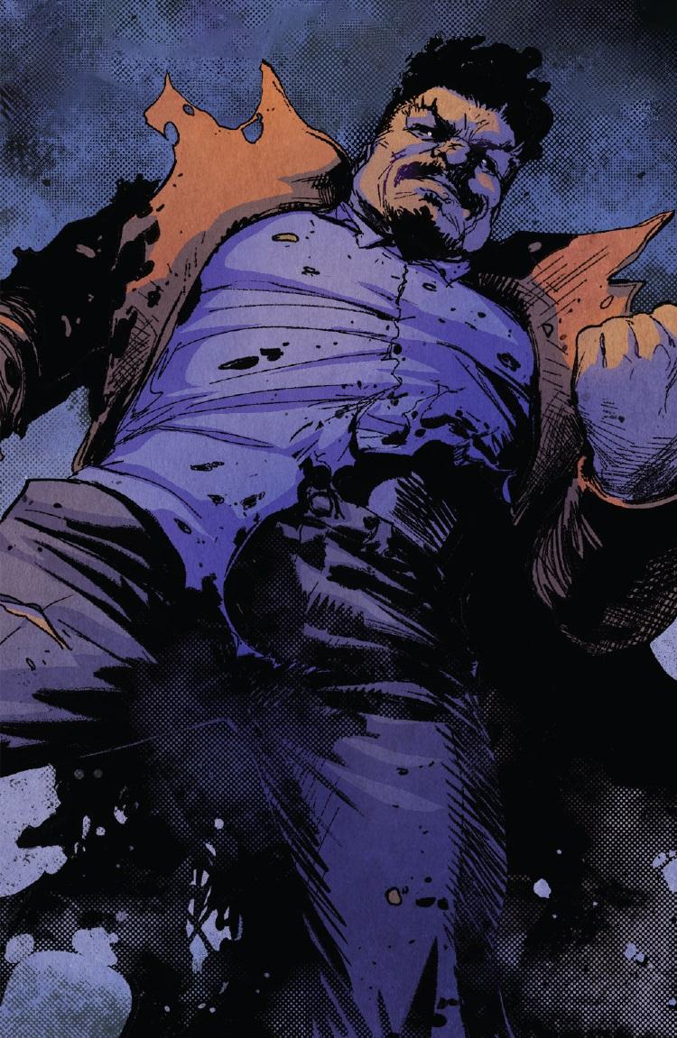 Willis Stryker (Earth-616)