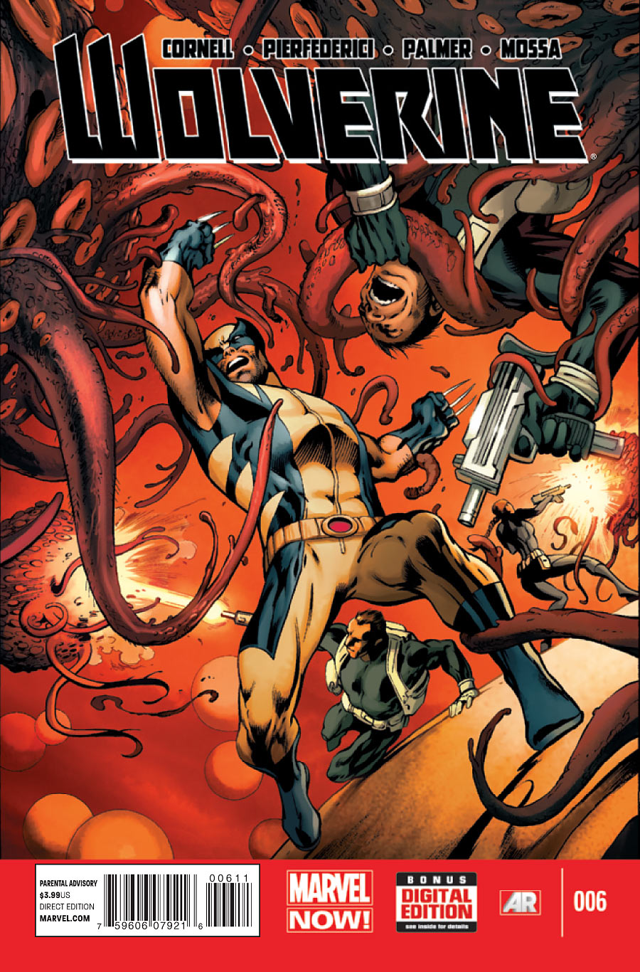 Wolverine Vol 5 6