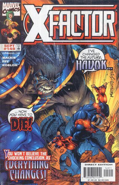 X-Factor Vol 1 149