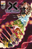 X-Factor Vol 1 1 ita