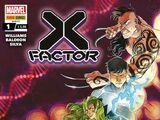 X-Factor Vol 1 1