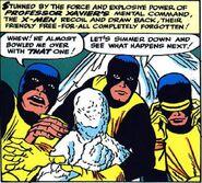 X-Men (Earth-616) from X-Men Vol 1 1 0002