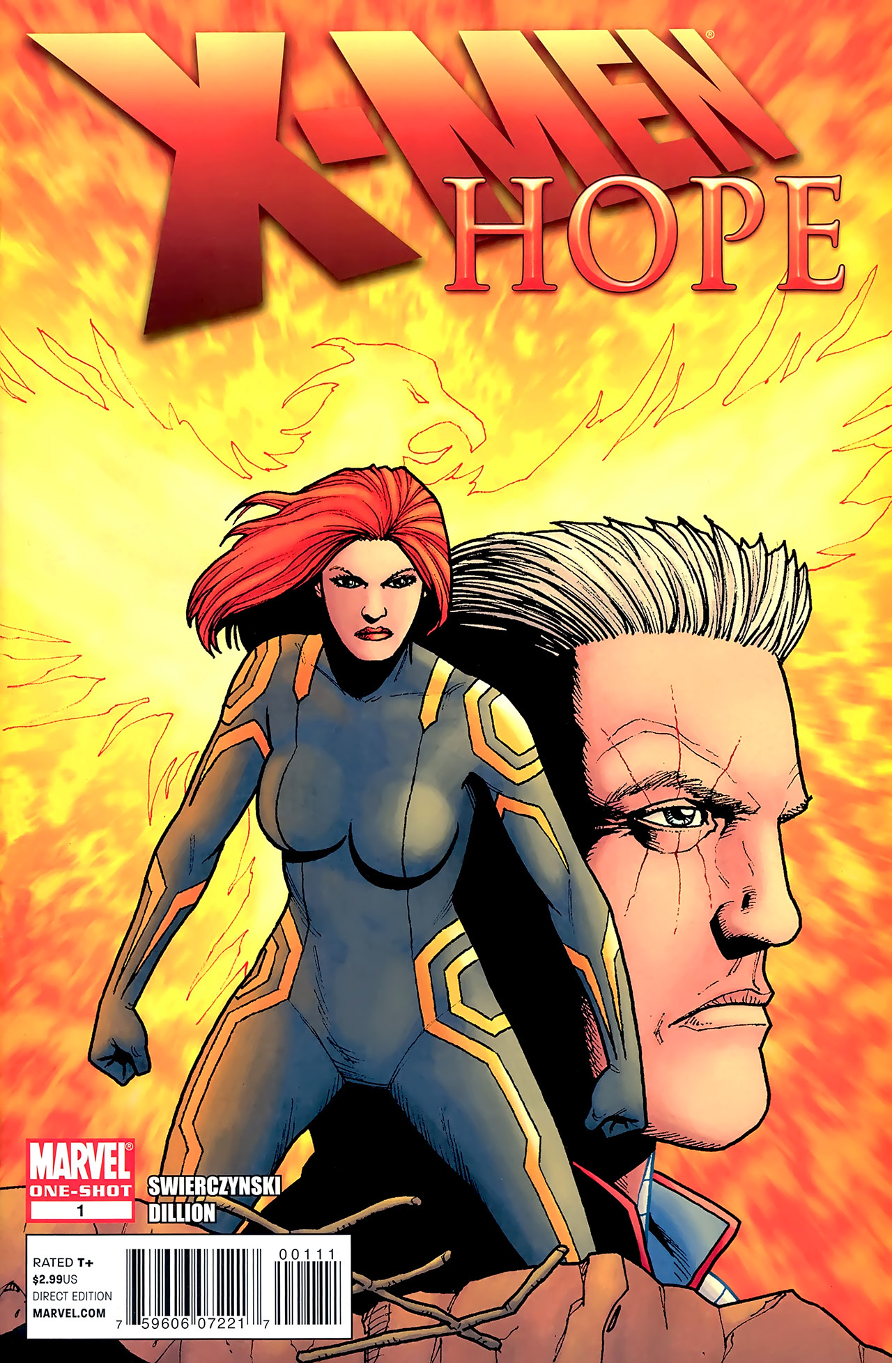 X-Men: Hope Vol 1 1