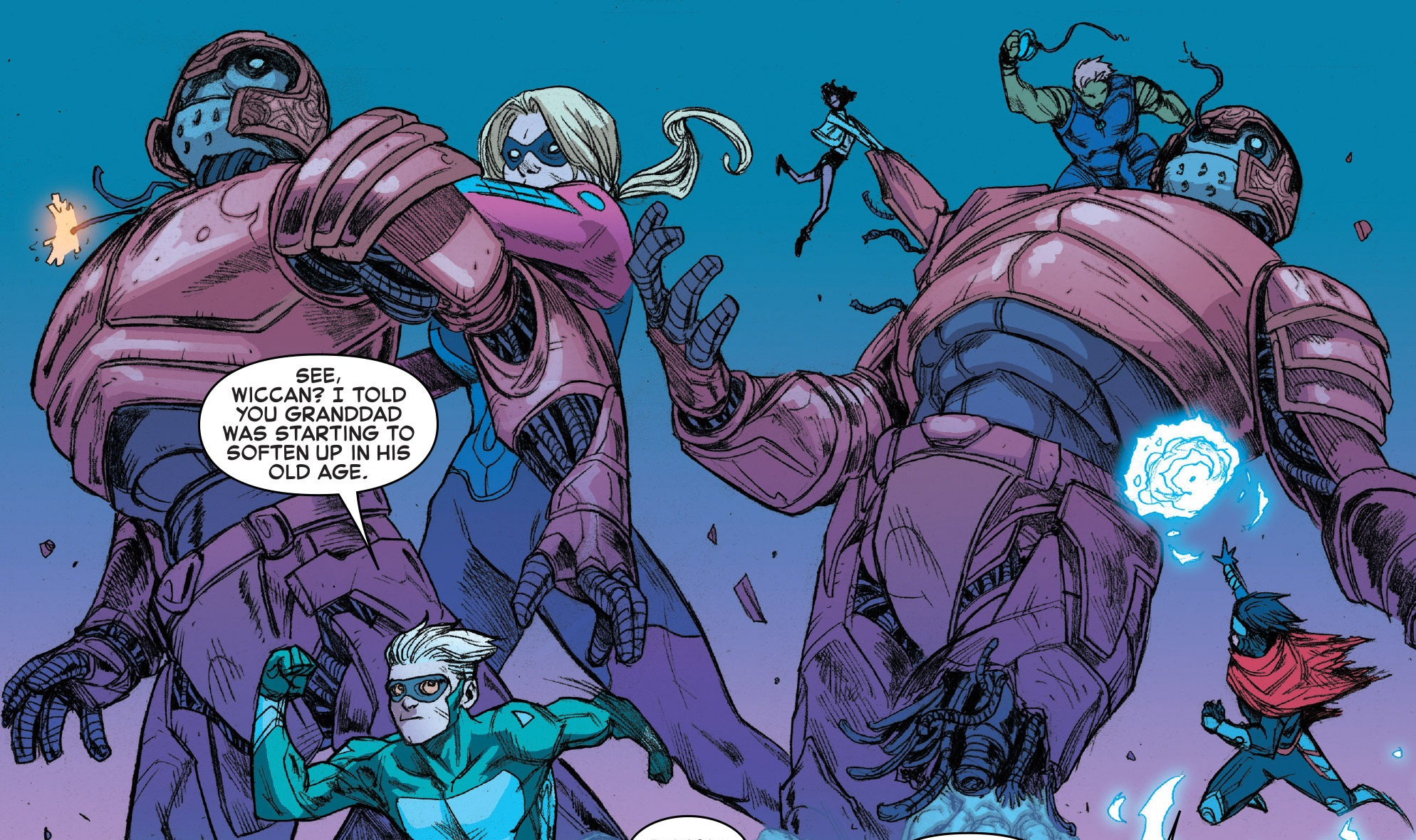 Young Avengers (Earth-58163)