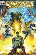 Agents of Atlas Vol 3 5