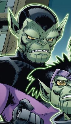 Alexander Power (Skrull) (Earth-5631) Skrulls Vs. Power Pack Vol 1 1.jpg