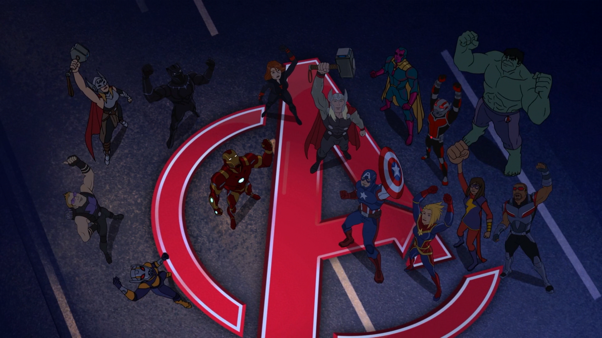 Marvel's Avengers Assemble Season 4 25