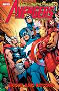 Avengers Above and Beyond TPB Vol 1 1