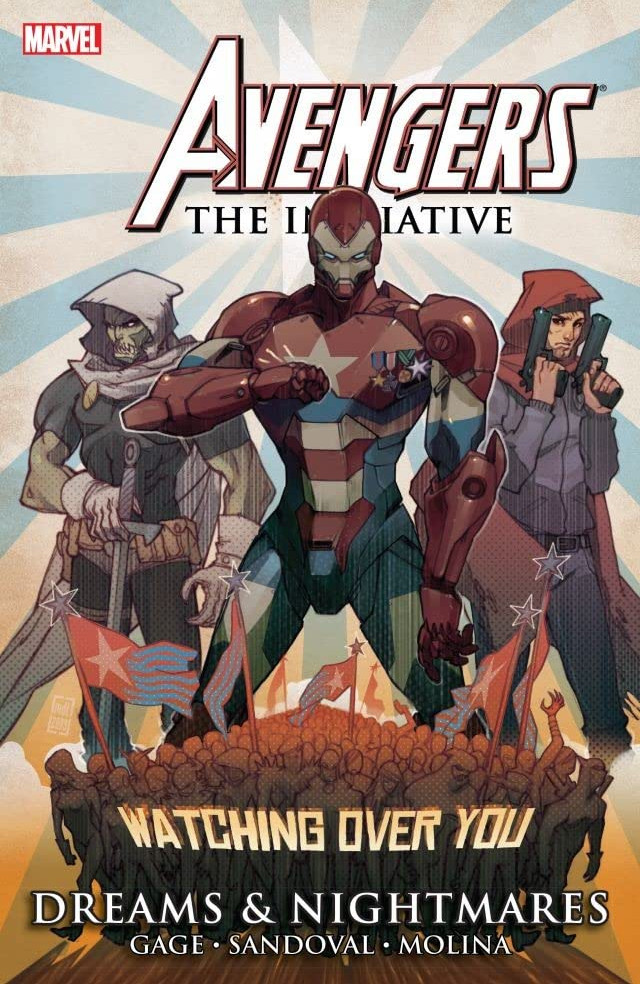 Avengers: The Initiative TPB Vol 1 5: Dreams & Nightmares
