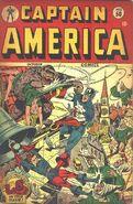 Captain America Comics Vol 1 50