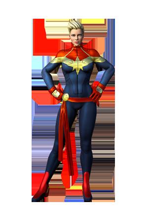 Carol Danvers (Earth-TRN258)
