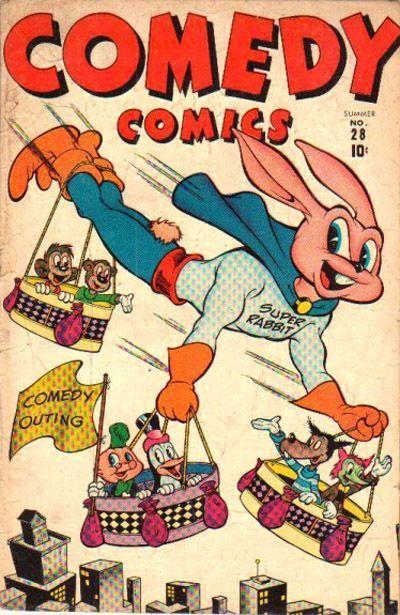 Comedy Comics Vol 1 28