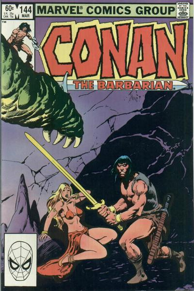 Conan the Barbarian Vol 1 144