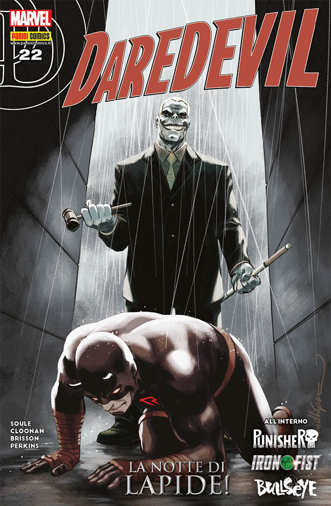 Daredevil (IT) Vol 5 22