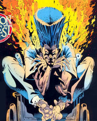 David Haller (Earth-616) from X-Men Vol 2 40 (Cover).jpg
