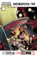 Deadpool Vol 5 32