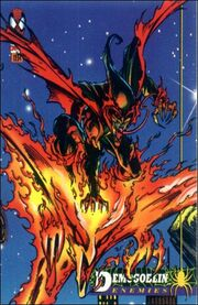 Demogoblin (Earth-616) from The Amazing Spiderman 1st Edition (Trading Cards) 0001.jpg