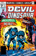 Devil Dinosaur Vol 1 6