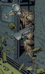 Dmitri Smerdyakov (Earth-001) from Spider-Force Vol 1 1 0001.jpg